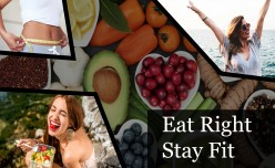 How to Eat Healthy and Stay in Shape? by Odeta Stuikys Rose