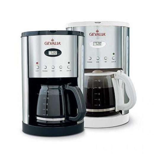 Gevalia Electric Coffee Makers