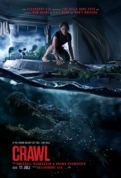 Crawl (2019) Movie Review