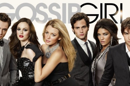 Gossip Girl Cast Poster