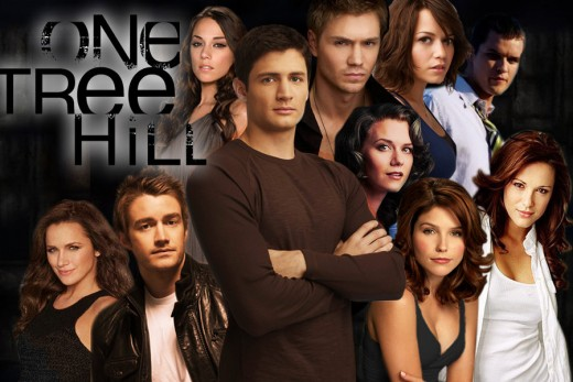 One Tree Hill Cast Poster