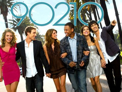 90210 Cast Poster