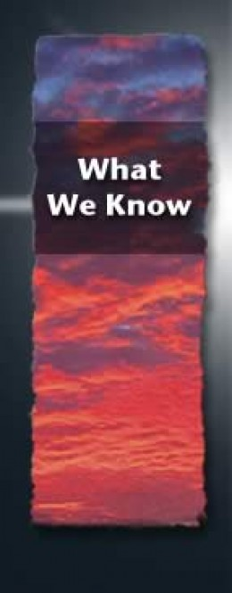 We Know