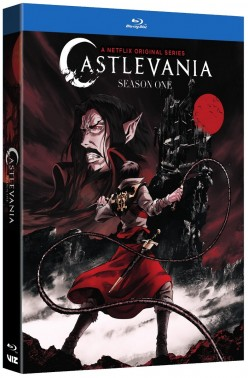 Anime Review: Castlevania Season 1 (2017)