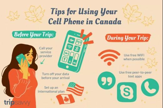 A Traveler's Cellphone Tips