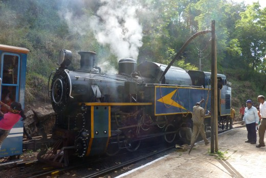 Nilgiri Mountain Rail