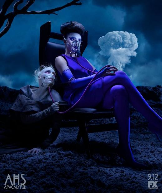 Very deep purple.