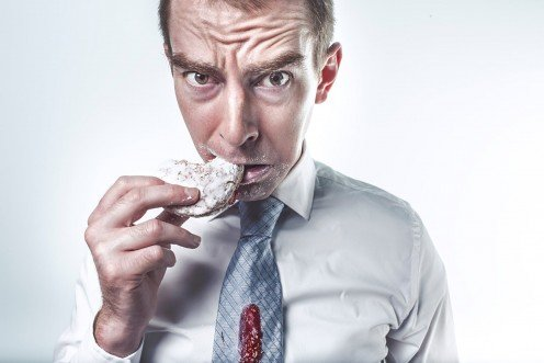 White Confectioner Sugar Is Great To Eat,But Watch Out For Your Throat.