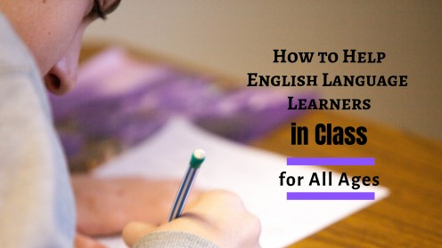 10 Simple Strategies to Help English Language Learners
