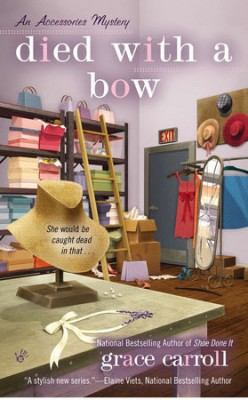 Book Review: Died With A Bow by Grace Carroll