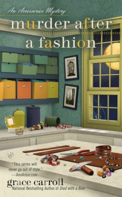 Book Review: Murder After A Fashion by Grace Carroll