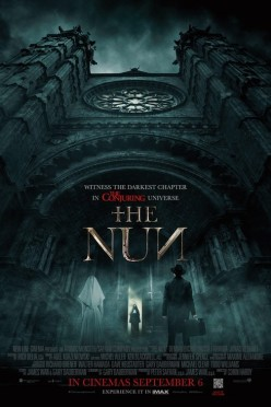 The Nun (2018) Horror Movie Review