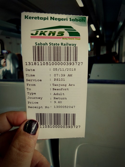one way ticket to ride...