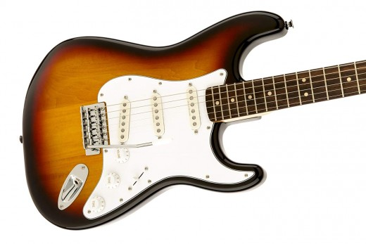 The Squier Vintage Modified Stratocaster is one of the best electric guitars under $300.