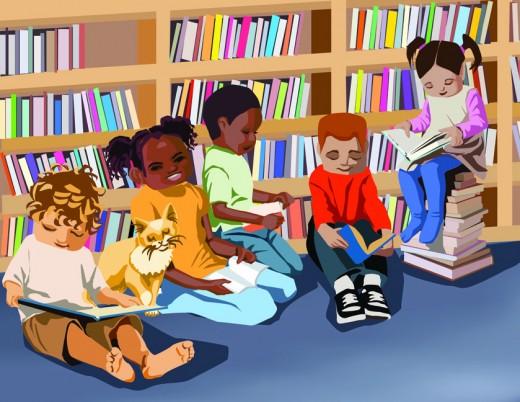 Library Reading Programs