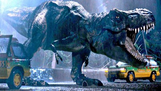 In 1993, Jurassic Park was the most popular film.