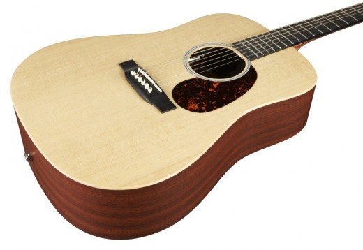 The Martin DX1AE is one of the best acoustic guitars you'll find for under $1000.