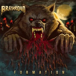Review of the Albums Formation & Feast Upon the Helpless by American Thrash Metal Band Bray Road