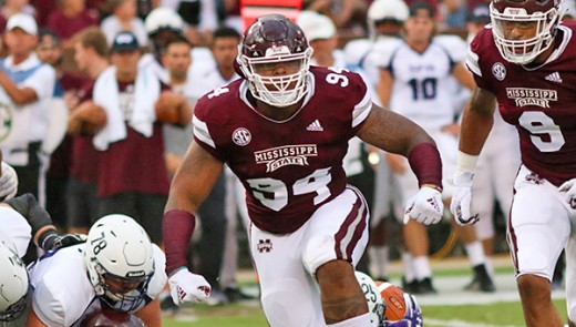 Jeffrey Simmons, DT, Mississippi State
