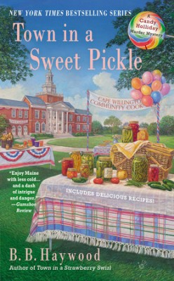 Book Review: Town in a Sweet Pickle by B.B. Haywood