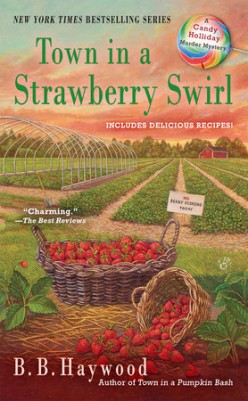 Book Review: Town in a Strawberry Swirl by B.B. Haywood