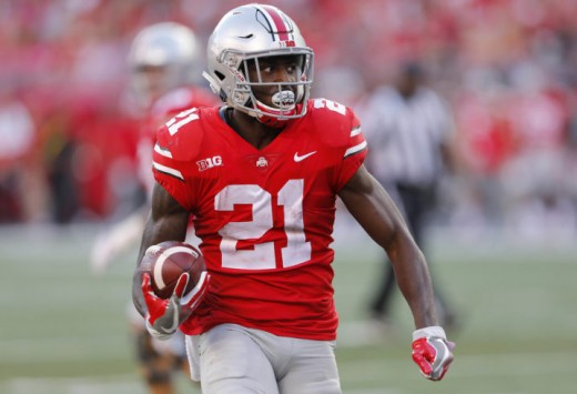 Parris Campbell, WR, Ohio State