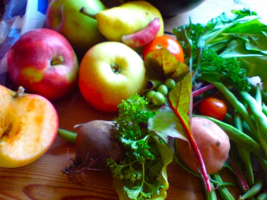 Mabon is considered by many as the second harvest of the year.