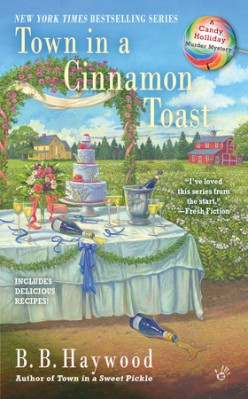 Book Review: Town in a Cinnamon Toast by B.B. Haywood