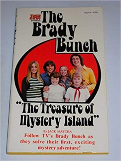 Retro Reading: The Brady Bunch in The Treasure of Mystery Island by Jack Matcha