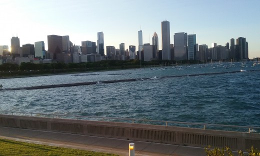 Loop view from the Shedd