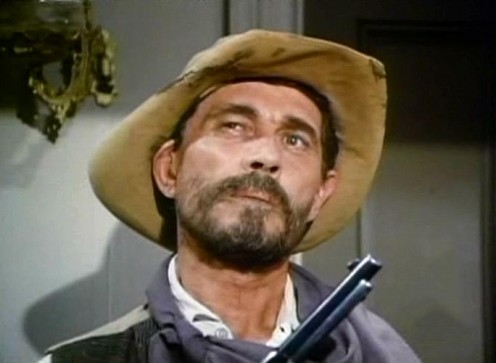 """The late Ken Curtis, """"Festus Habin,"""" of Gunsmoke fame. Curtis was also a member of the Sons of The Pioneers."""