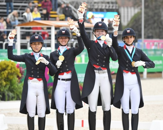 Canada qualifies for Olympics after winning Team Gold.