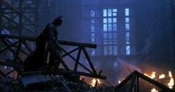 The Dark Knight: An Inspirational Hero