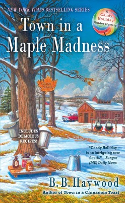 Book Review: Town in a Maple Madness by B.B. Haywood