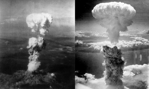 Atomic bombing of Japan
