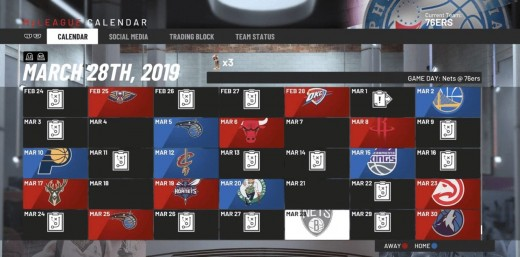 NBA 2K19: Rise from The Grave | HubPages