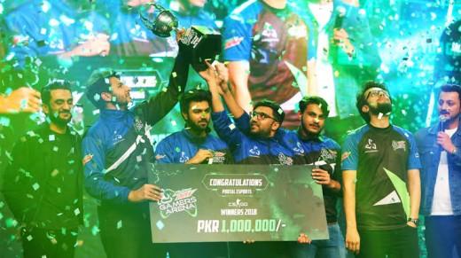 Portal Esports Winning The CsGo Tournament