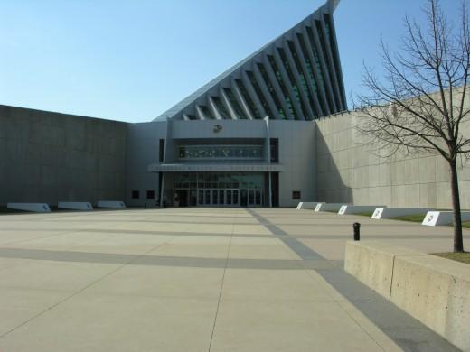 The Marine Corps Museum, Quantico, VA