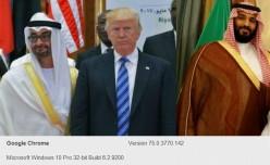 Saudi Arabia and UAE Backstab Trump in Middle East