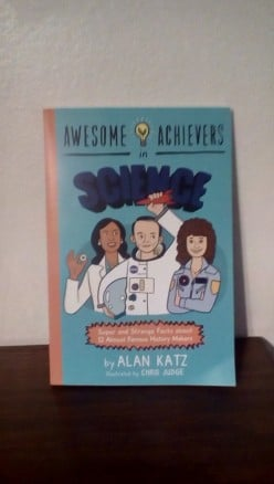 History of Science and Technology in Entertaining Set of Books for Young Readers
