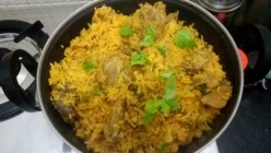 Shahi Chicken Biryani