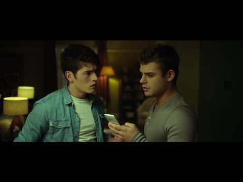 Sam (Gregg Sulkin) and Brady (Garrett Clayton) try to figure out who's playing a prank on them