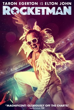 A Movie Review of : 'Rocketman (2019)'