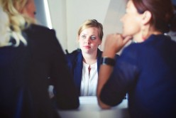 How do Women Compare to Men in Leadership Positions?