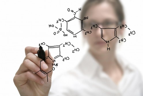 Chemistry is extremely difficult, but succeeding is possible!