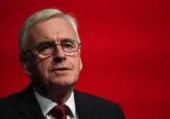 John McDonnell: Would Send Jeremy Corbyn to Buckingham Palace.