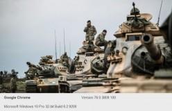 Threats from Turkey in the Syrian War