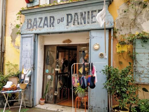 Shop in Panier