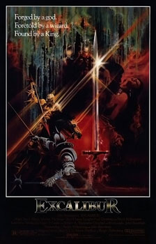 Theatrical Release Poster by Bob Peak.