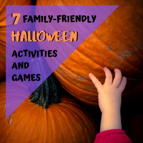 7 Fun Things to Do at Your Family's Halloween Party